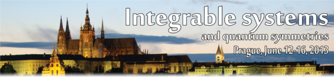 Integrable systems 2013